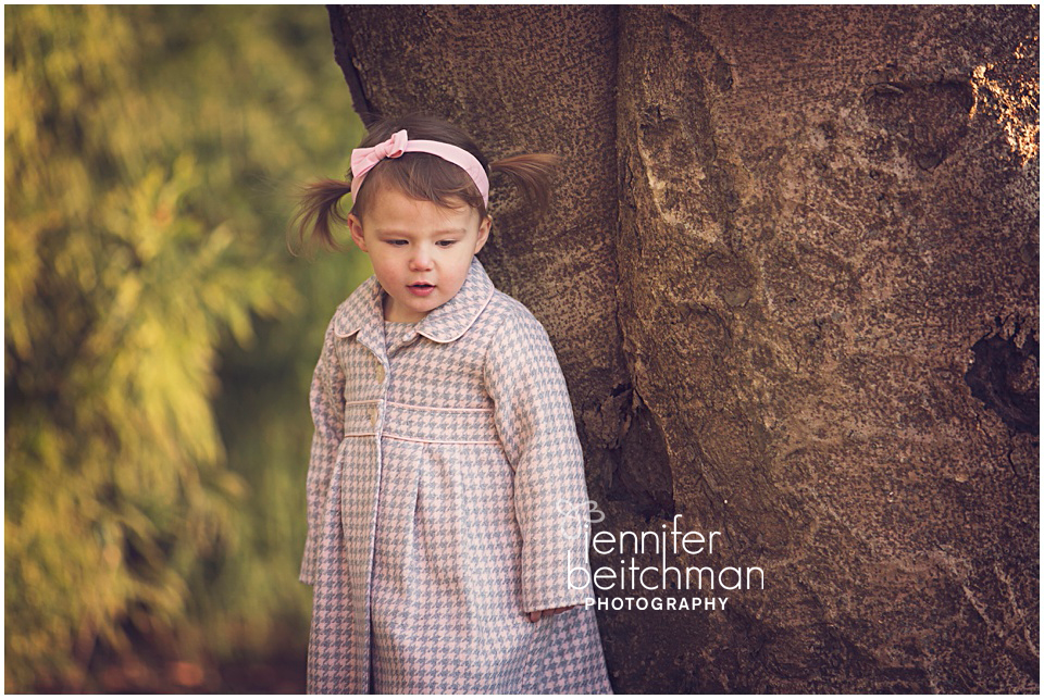 winter 2 year old session