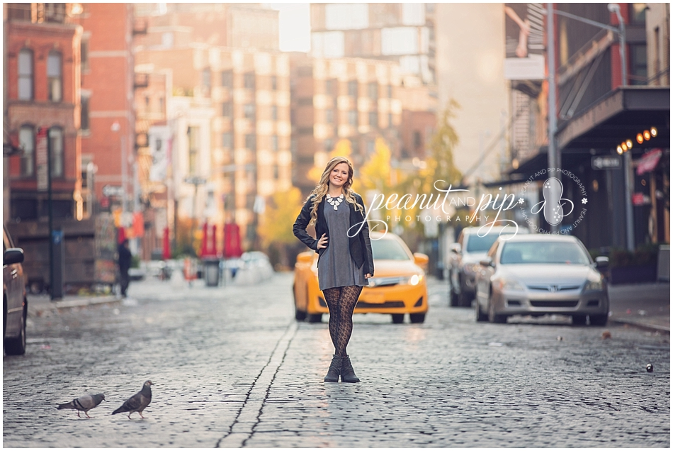 NYC Senior photos